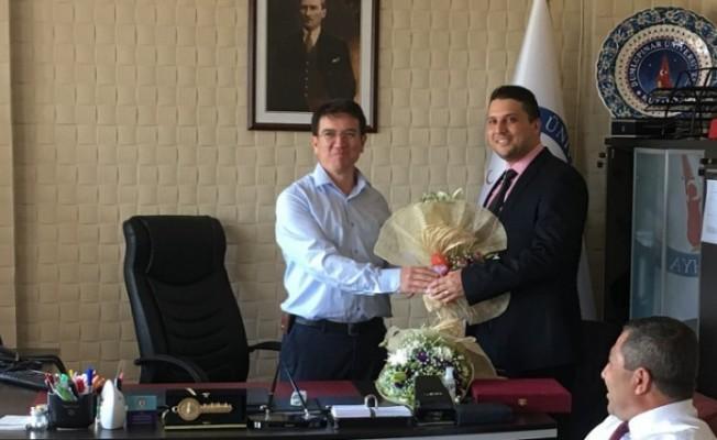 Uğur Saylan, DPÜ Emet Meslek Yüksekokulu Müdürü oldu