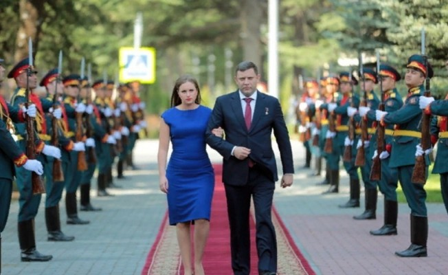 Ukrayna'da suikasta uğrayan ayrılıkçı liderin eşi aday olacak iddiası