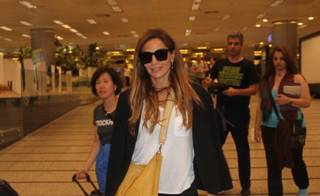 Yunan şarkıcı Despina Vandi İstanbul'da