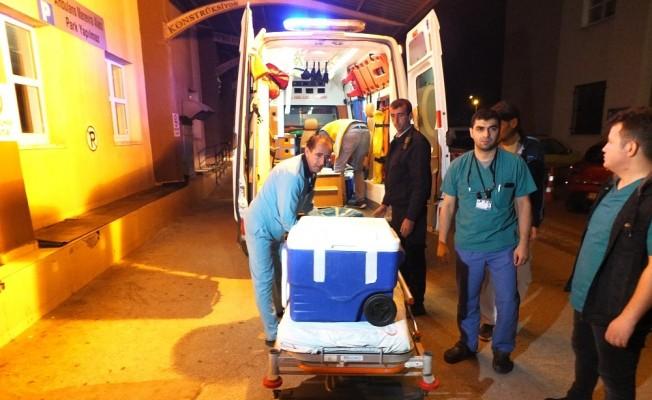 Ankara-İzmir-Bandırma üçgeninde hayat koşuşturması... Genç kazazedenin organları 4 kişiye umut oldu