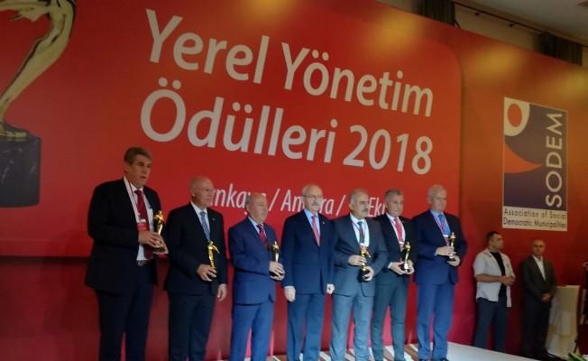 CHP Genel Başkanı Kılıçdaroğlu SODEM Ödülleri törenine katıldı