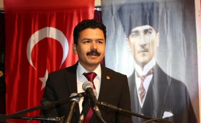 CHP Kaş ilçe başkanı Akbaş, aday adaylığını açıkladı