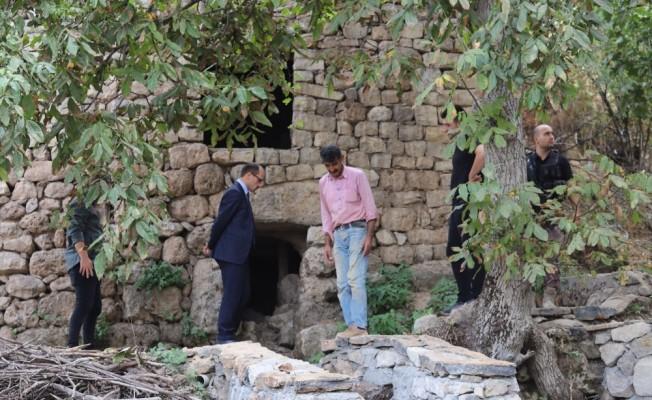 Çukurca'nın 400 yıllık su değirmeni restore ediliyor