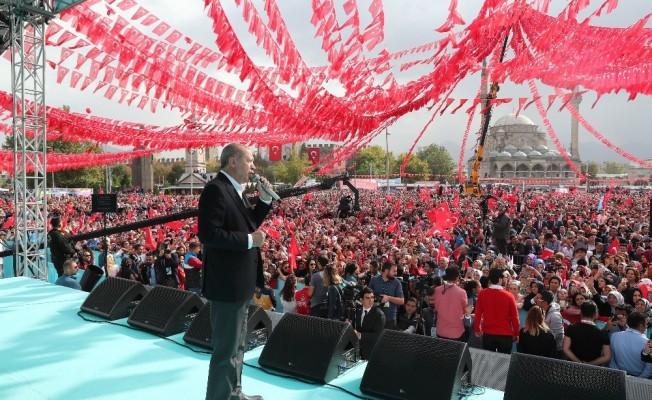 """Cumhurbaşkanı Erdoğan, """"İş Bankası hissesi Meclise gelecek, MHP de buna destek verecek"""""""