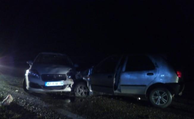 Hüyük ve Beyşehir'de iki farklı kaza: 4 yaralı