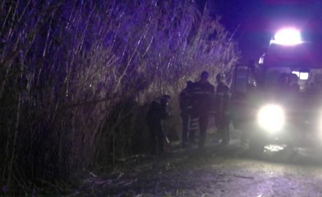 Kayıp gencin cesedi ormanda bulundu