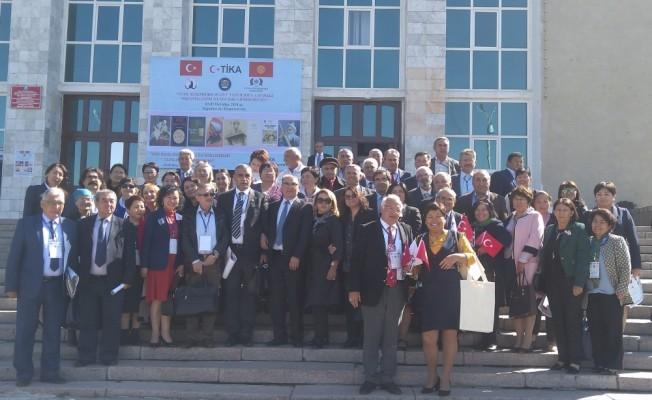 Kırgızistan'da
