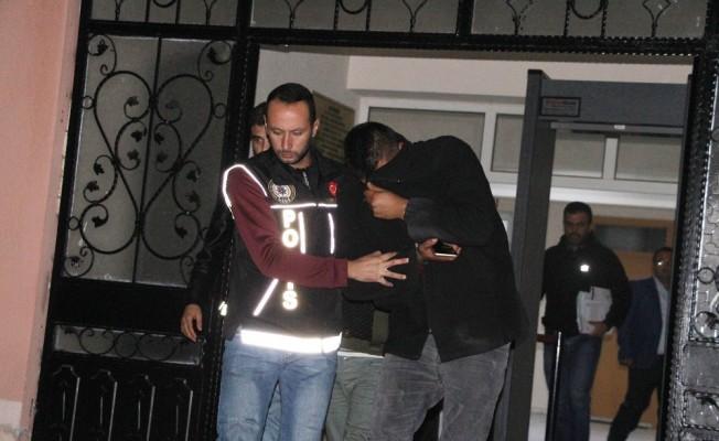 Kula'da uyuşturucu ticaretinden 4 kişi tutuklandı