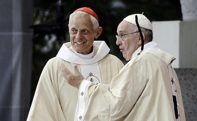 Papa Francis, Washington Kardinali Wuerl'in istifasını kabul etti