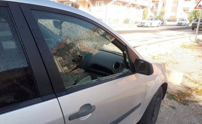 Polatlı'da faili meçhul saldırılar