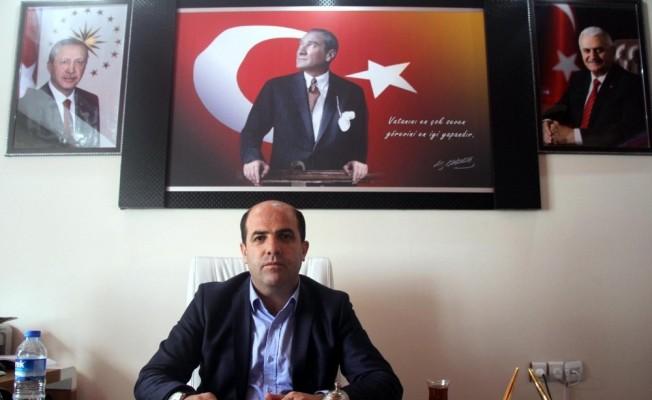 Sözen'den İçişleri Bakanlığının kararına destek