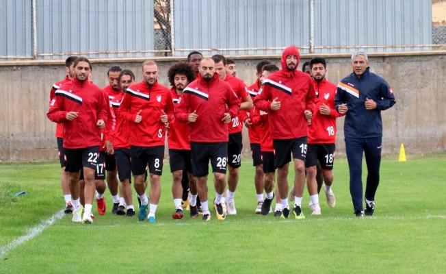 Tetiş Yapı Elazığspor'da Adana Demirspor maçı hazırlıkları