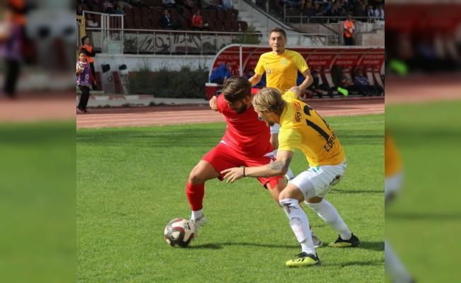 TFF 3. Lig: Elaziz Belediyespor: 2 - Osmaniyespor: 0