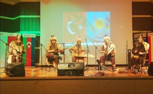 Türk Dünyası Kültür ve Spor Şöleni