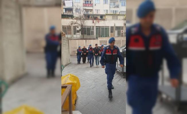 Bursa'da servis şoförünü yaralayan şüpheliler yakalandı