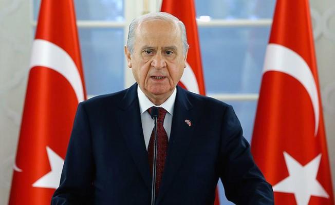 Devlet Bahçeli'den 'Cumhur ittifakı' açıklaması