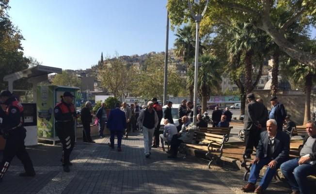 Kahramanmaraş'ta aranan 26 kişi yakalandı