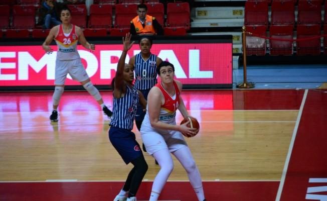 Türkiye Kadınlar Basketbol Süper Ligi: Bellona Kayseri Basketbol: 95 - Güneydoğu Adana Basketbol: 87