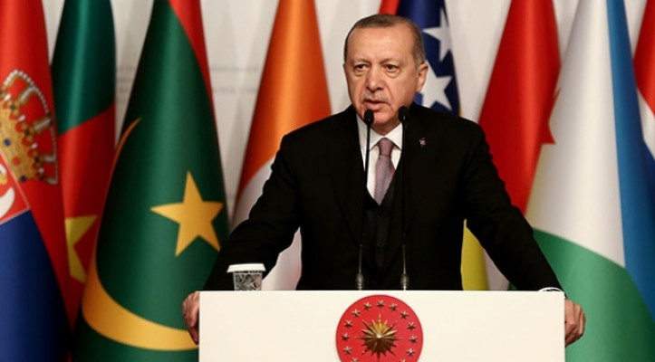 Cumhurbaşkanı Erdoğan'dan ABD'ye mesaj: Temizlemediğiniz takdirde Münbiç'e de gireceğiz