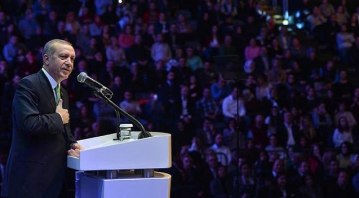 Cumhurbaşkanı Erdoğan, Şeb-i Arus programında konuştu