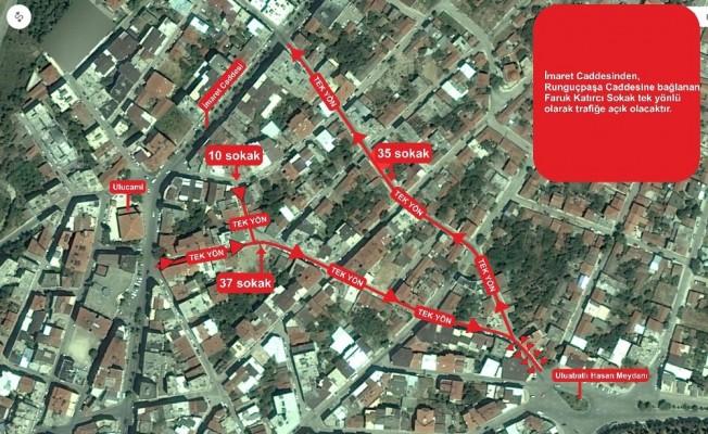 Karacabey'de kent içi ulaşım nefes alacak