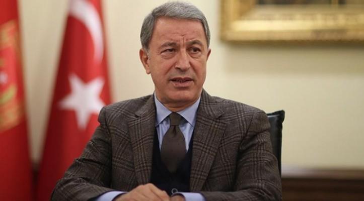 Milli Savunma Bakanı Akar: Terör örgütünde ciddi kırılmalar meydana geldi