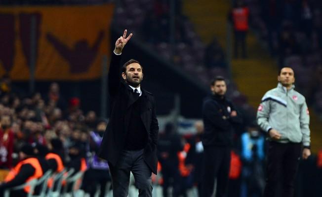 Spor Toto Süper Lig: Galatasaray: 1 - Çaykur Rizespor: 0 (İlk yarı)