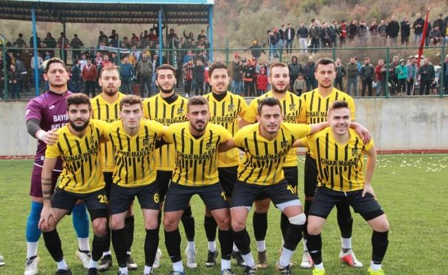 1308 Osmaneli Belediyespor, Bayırköyspor deplasmanında 3-1 kaybetti