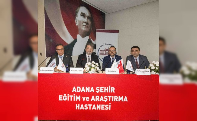 Adana'da kardiyoloji konferansı