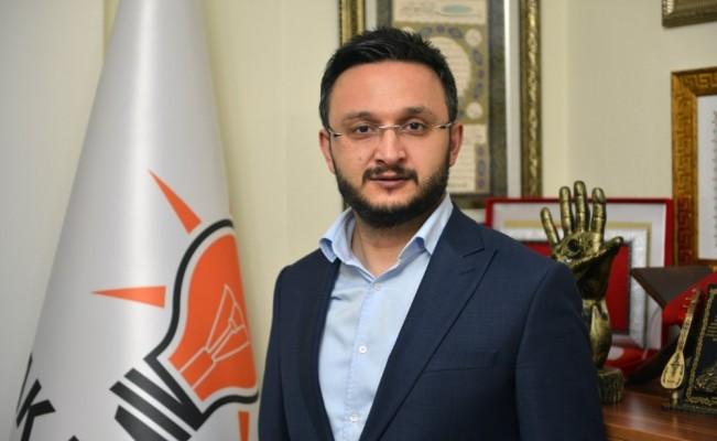 AK Parti İl Başkanı Yanar, 10 Ocak Çalışan Gazeteciler Günü'nü kutladı