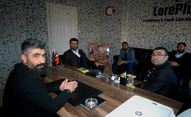 AK Partili Akan'dan Adana'nın film yapımcılarına destek