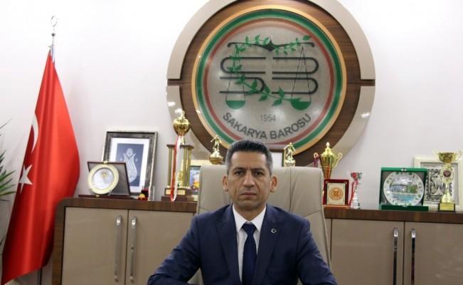 Baro Başkanı Burak'tan Doğu Türkistan açıklaması