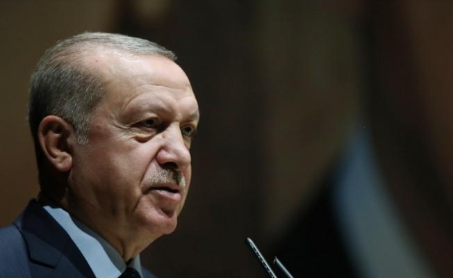 """Cumhurbaşkanı Erdoğan: """"Siyaset milleti kendinden nefret ettirme değil, sevdirme sanatıdır"""""""