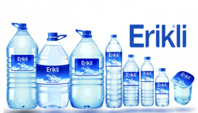 Erikli içilebilir sular listesinde -2501'inci sırada!