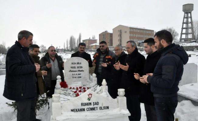Gazeteci Yücel Sezer, vefatının üçüncü yıl dönümünde anıldı