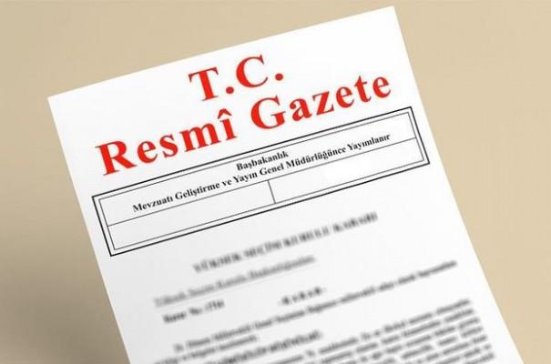 HSK, İhraç Kararları Resmi Gazete'de yayımlandı