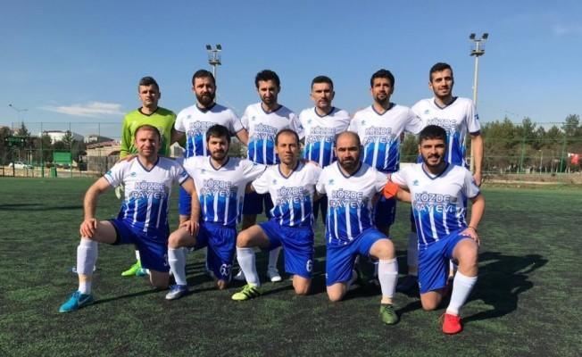 İşitme Engelliler Futbol takımı lige galibiyetle başladı