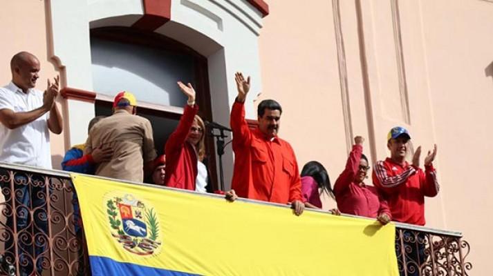 Maduro'dan ABD'ye şok! 72 saat süre verdi...