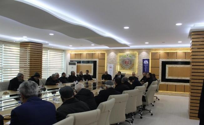 Malatya Ticaret Borsası'nda istişare toplantısı