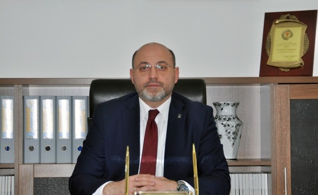 """Başkan Ali Çetinbaş: """"Agah Aşgın ve Ferit Karabulut'un partimizle hiç bir alakalı kalmamıştır"""""""