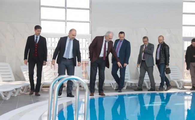 Başkan Kamil Saraçoğlu: Yüzme bilmeyen çocuğumuz kalmayacak
