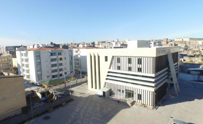 Bismil'e yeni Emniyet Müdürlüğü binası