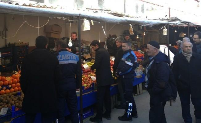 Bolu'da, haksız fiyat artışına karşı denetimler sürüyor