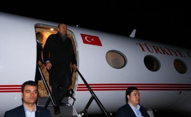 Dışişleri Bakanı Çavuşoğlu Washington'da