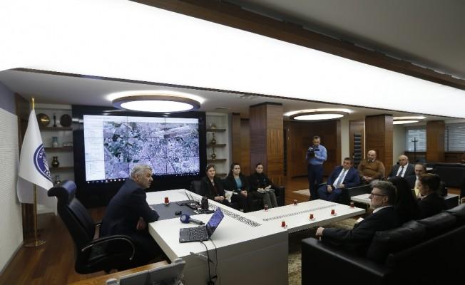 Dünya Bankası temiz hava için Kayseri Büyükşehir'i seçti