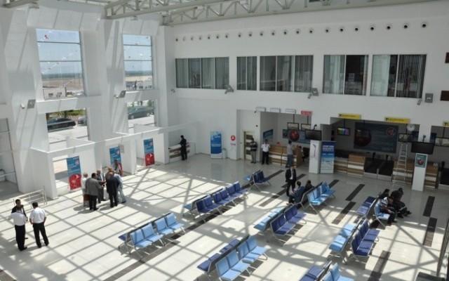 Iğdır Havalimanı yolcu istatistiği
