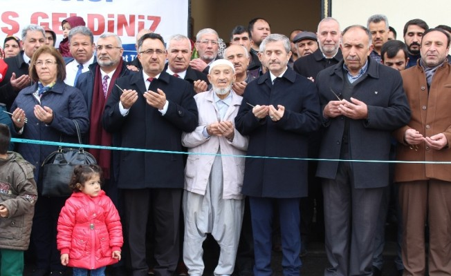 Şahinbey'de Gerciğin Sosyal Tesisi'nin açılışı yapıldı