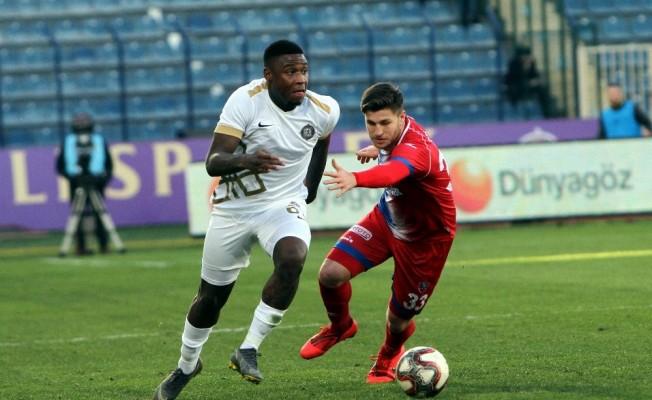 Spor Toto 1. Lig: Osmanlıspor: 3 - Kardemir Karabükspor: 0