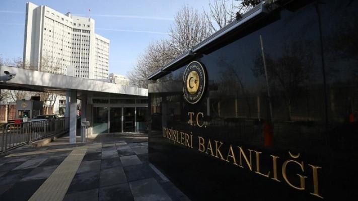 AP'nin Türkiye Raporu'na Dışişleri'nden tepki