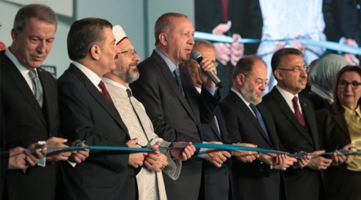 Avrupa'nın en büyüğü Ankara Şehir Hastanesi açıldı